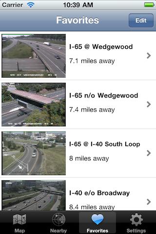 Tennessee Traffic Camera